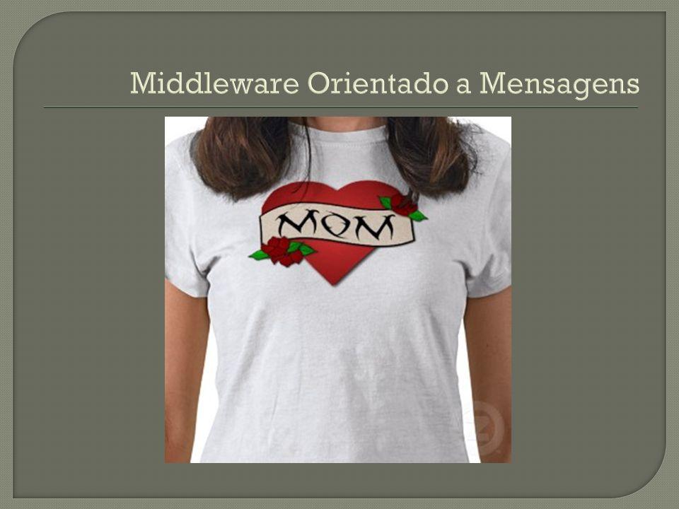 Middleware Orientado a Mensagens
