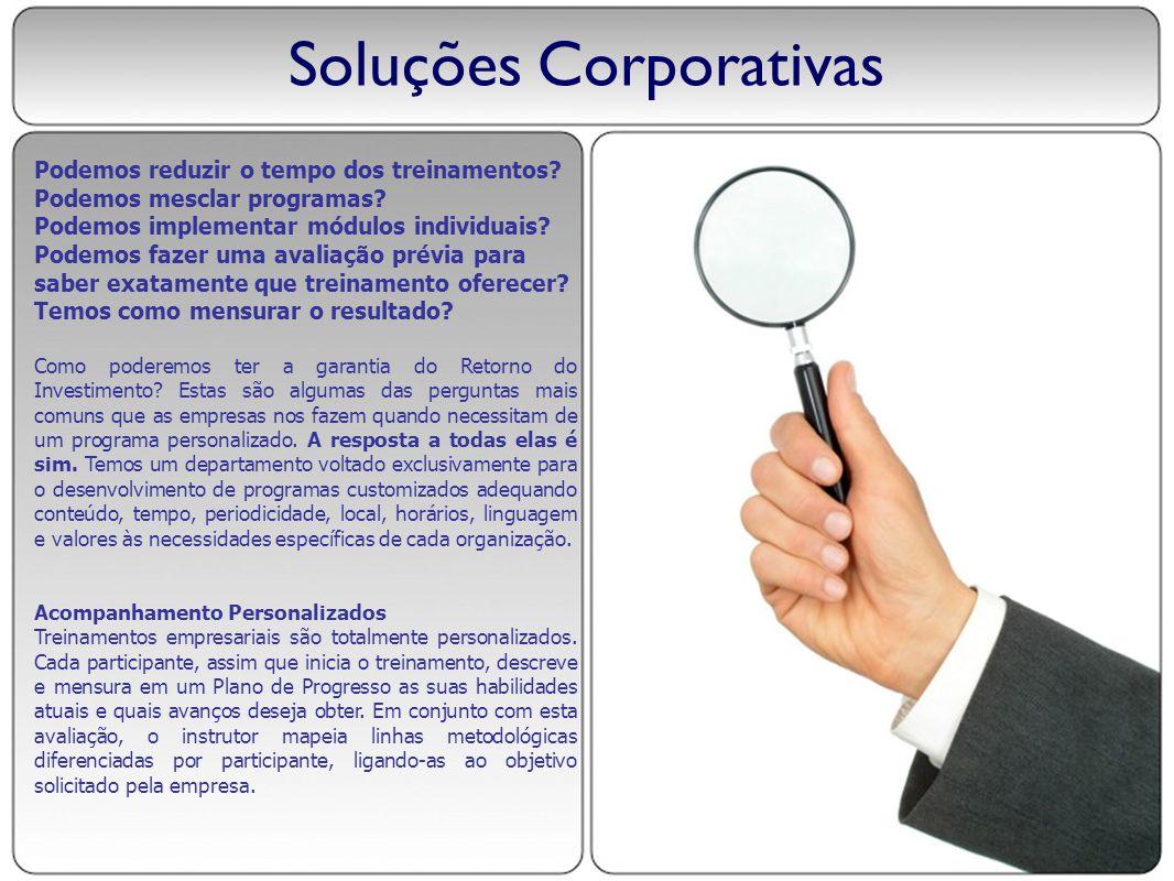 Soluções Corporativas