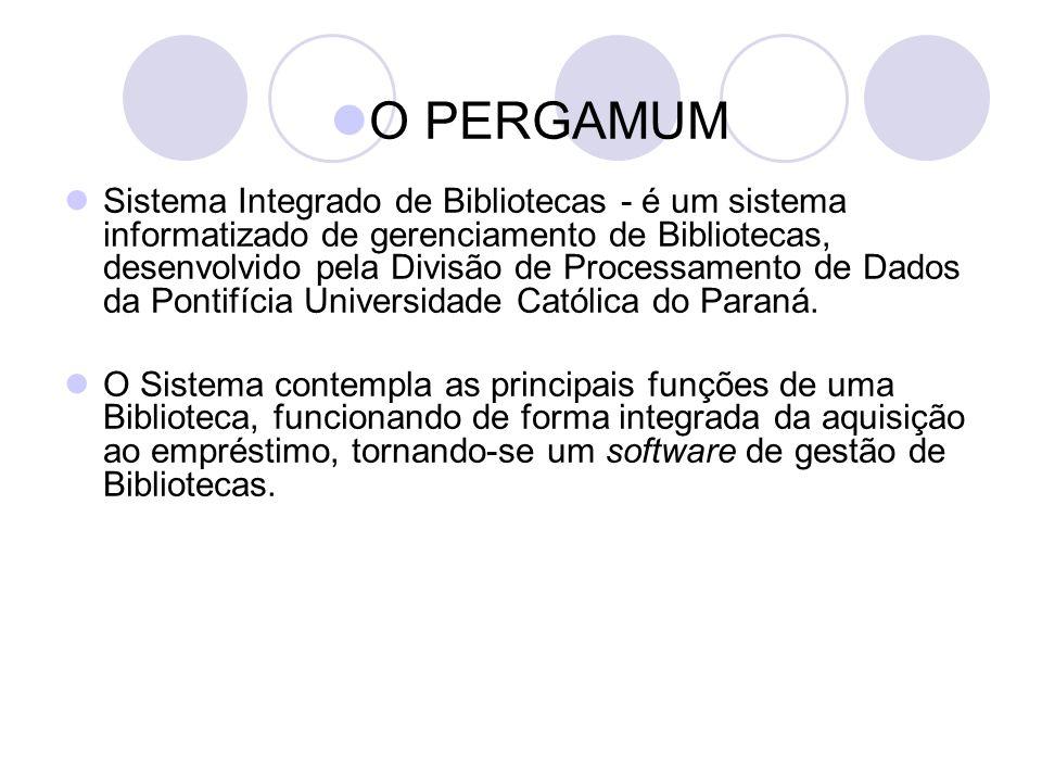 O PERGAMUM