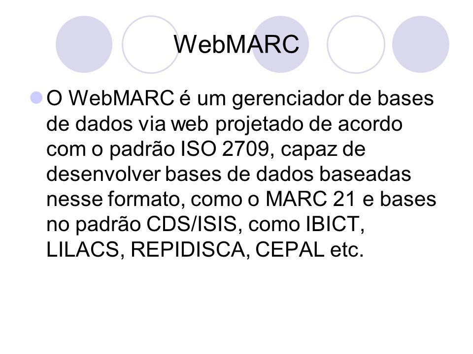 WebMARC