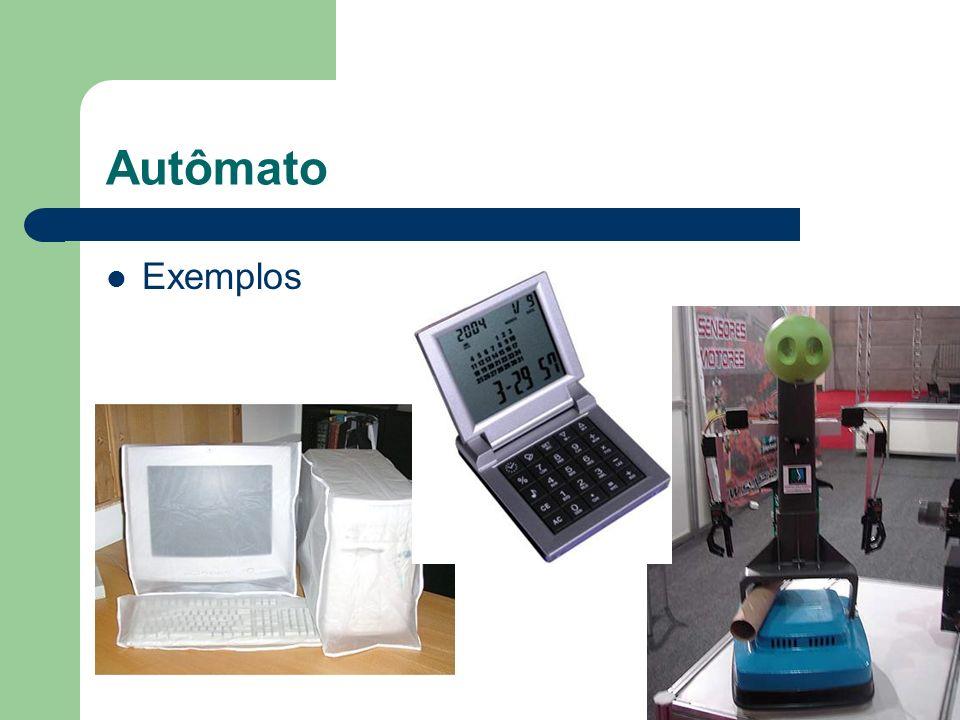 Autômato Exemplos