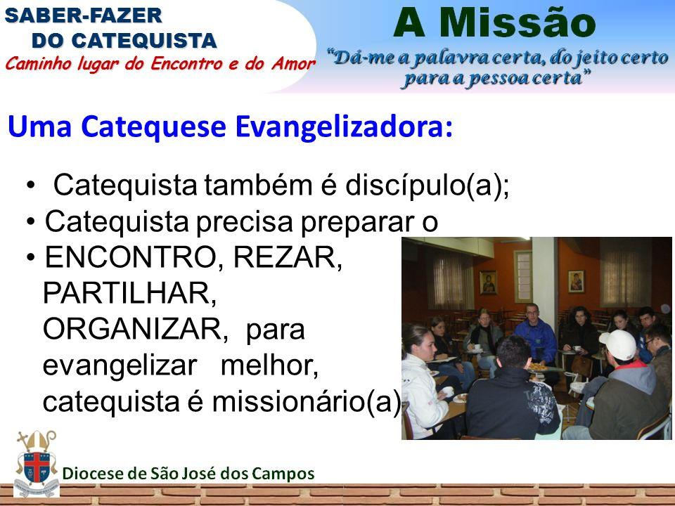 Uma Catequese Evangelizadora: