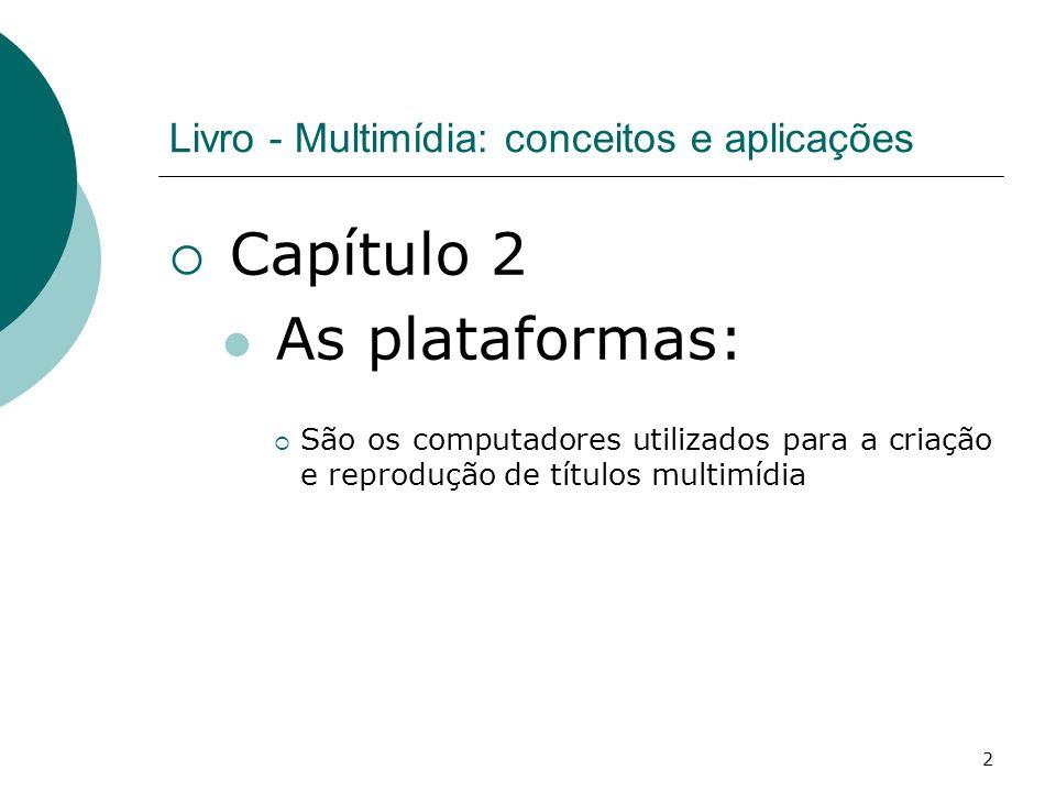 Livro - Multimídia: conceitos e aplicações