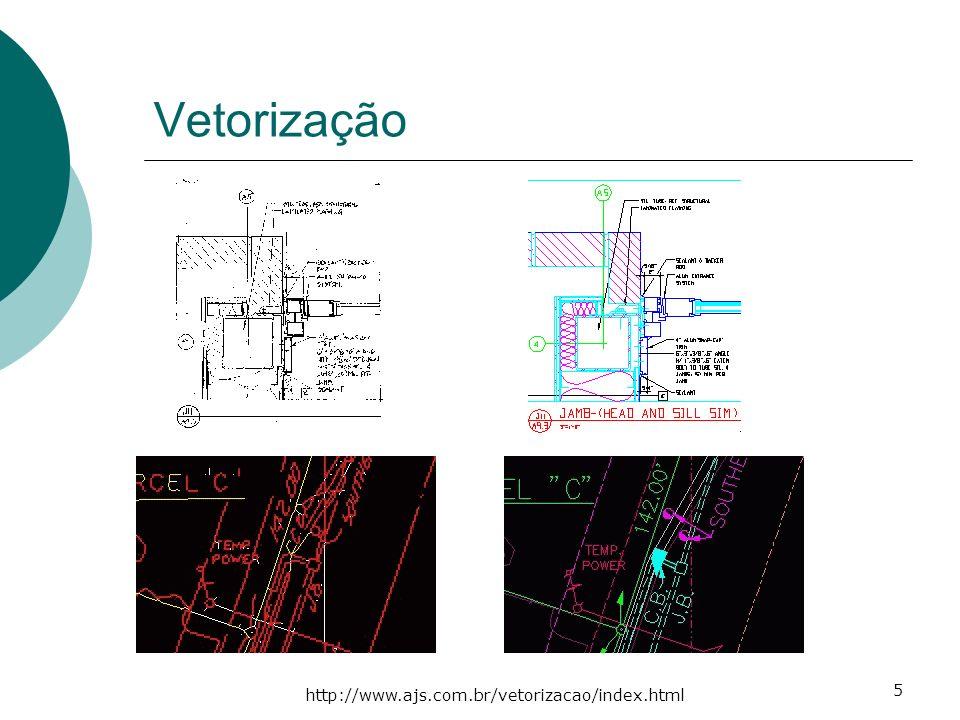 Vetorização http://www.ajs.com.br/vetorizacao/index.html
