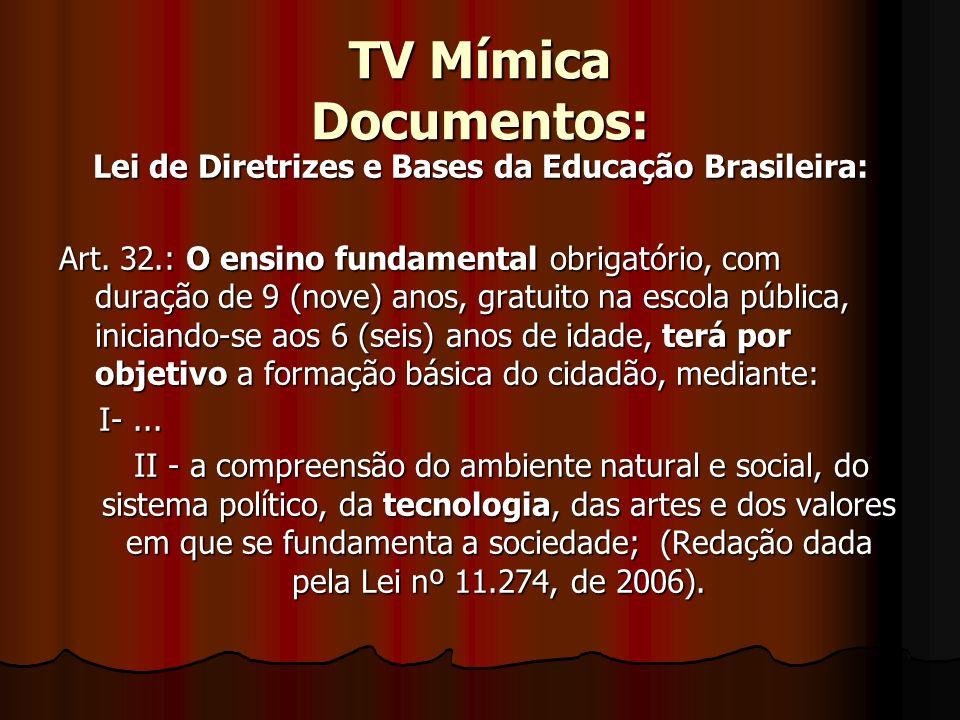 Lei de Diretrizes e Bases da Educação Brasileira: