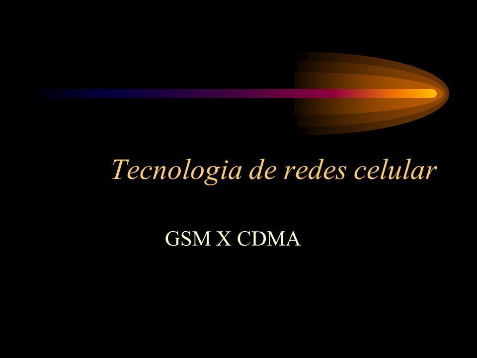 Tecnologia de redes celular