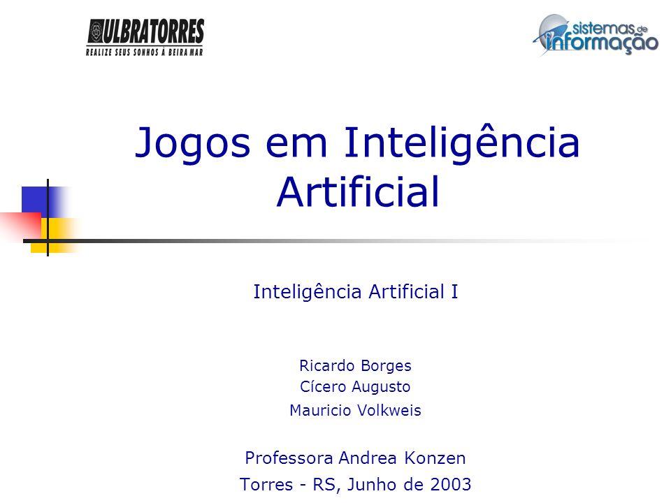 Jogos em Inteligência Artificial