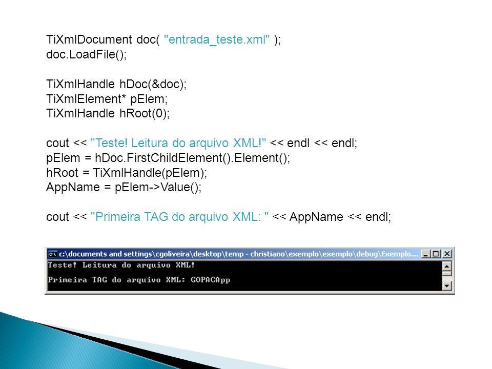 TiXmlDocument doc( entrada_teste.xml );