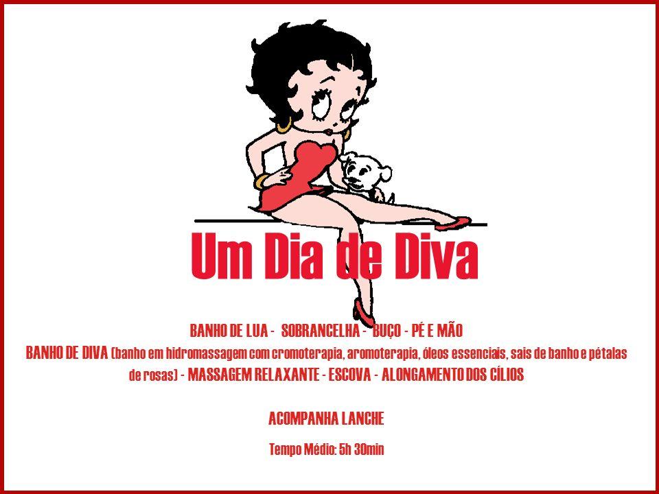 BANHO DE LUA - SOBRANCELHA - BUÇO - PÉ E MÃO