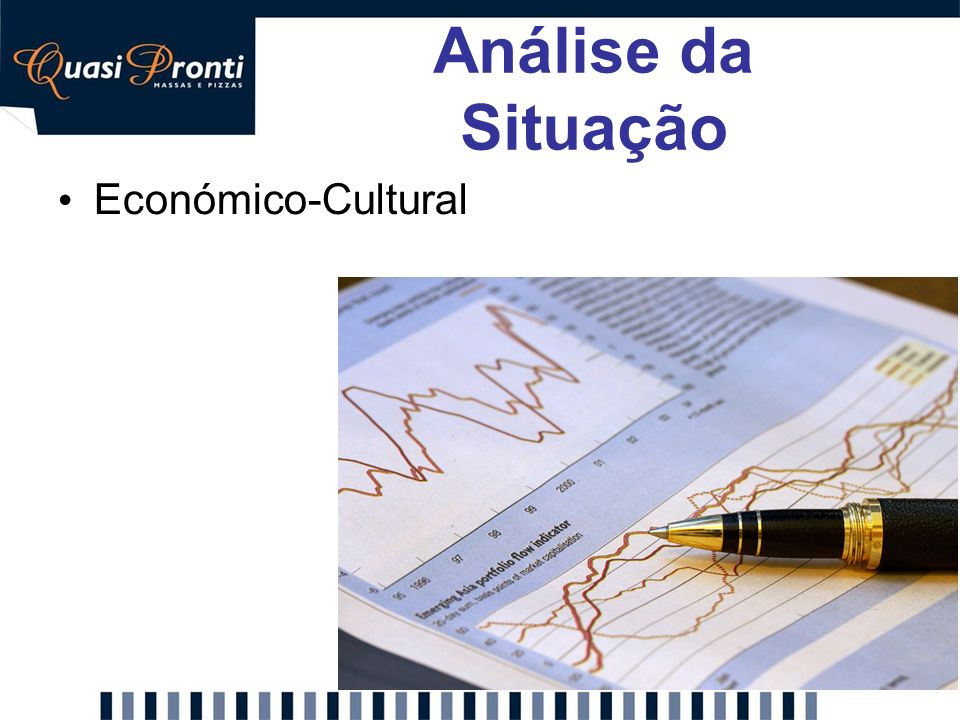 Análise da Situação Económico-Cultural Mencionar recessão económica