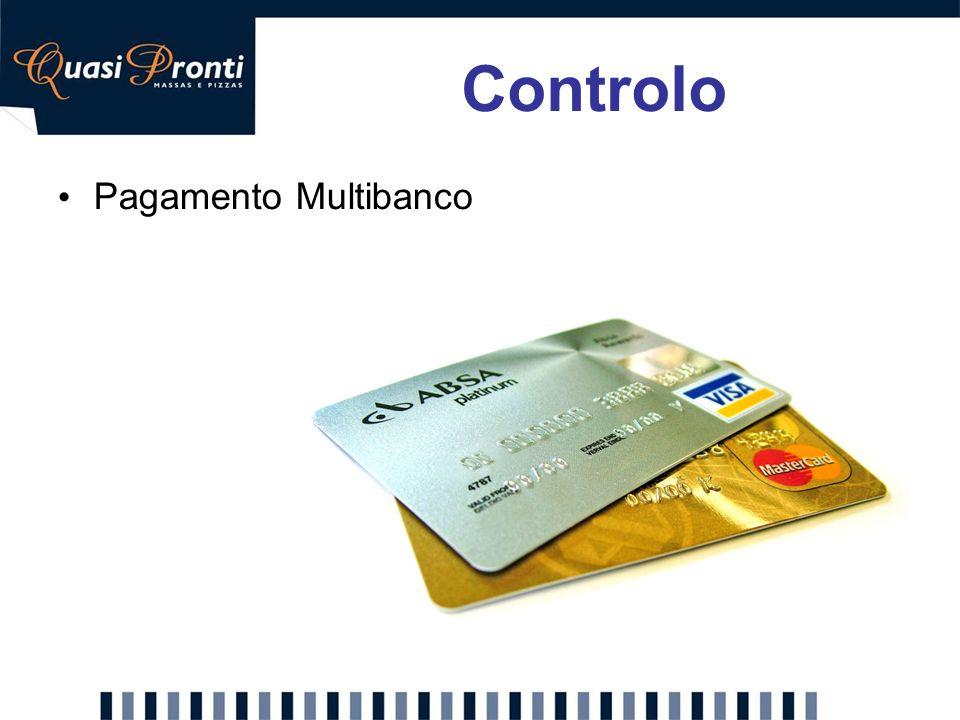 Controlo Pagamento Multibanco