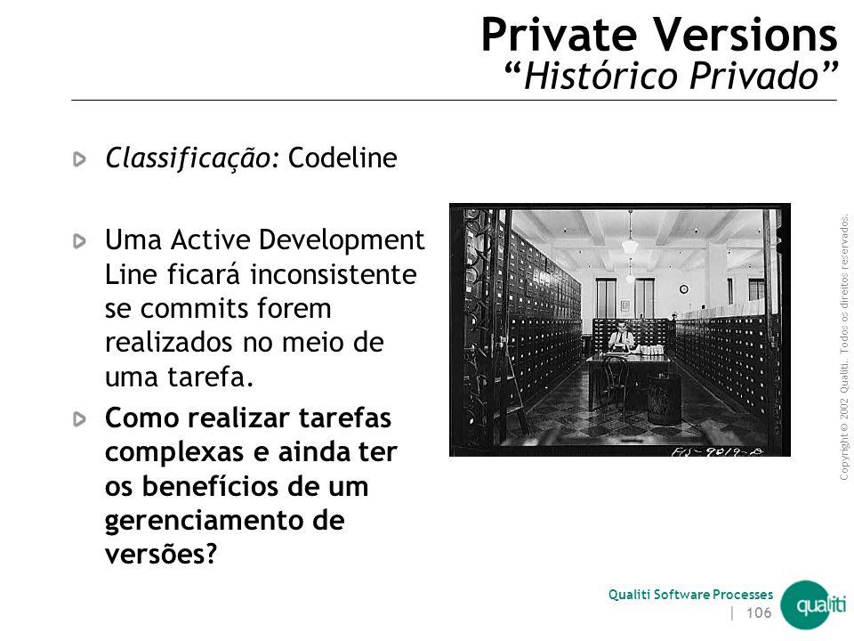 Private Versions Histórico Privado
