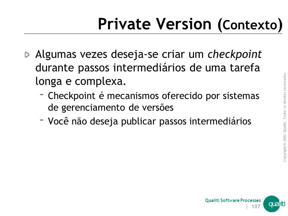 Private Version (Contexto)
