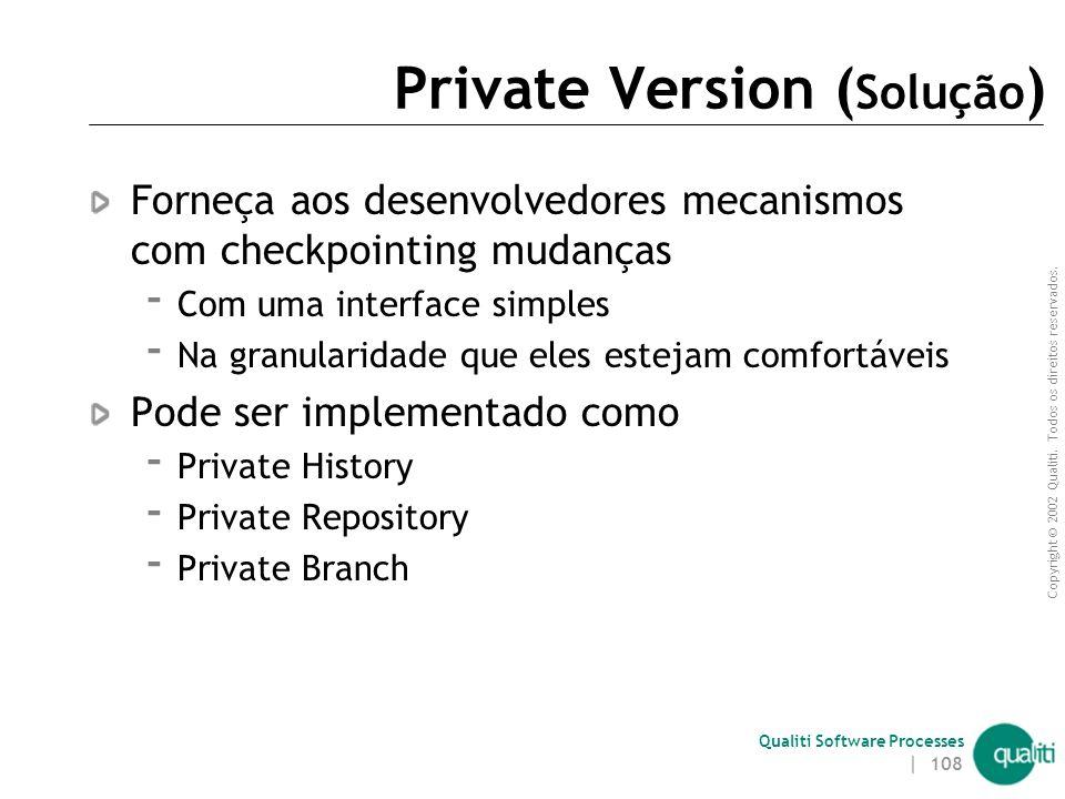 Private Version (Solução)