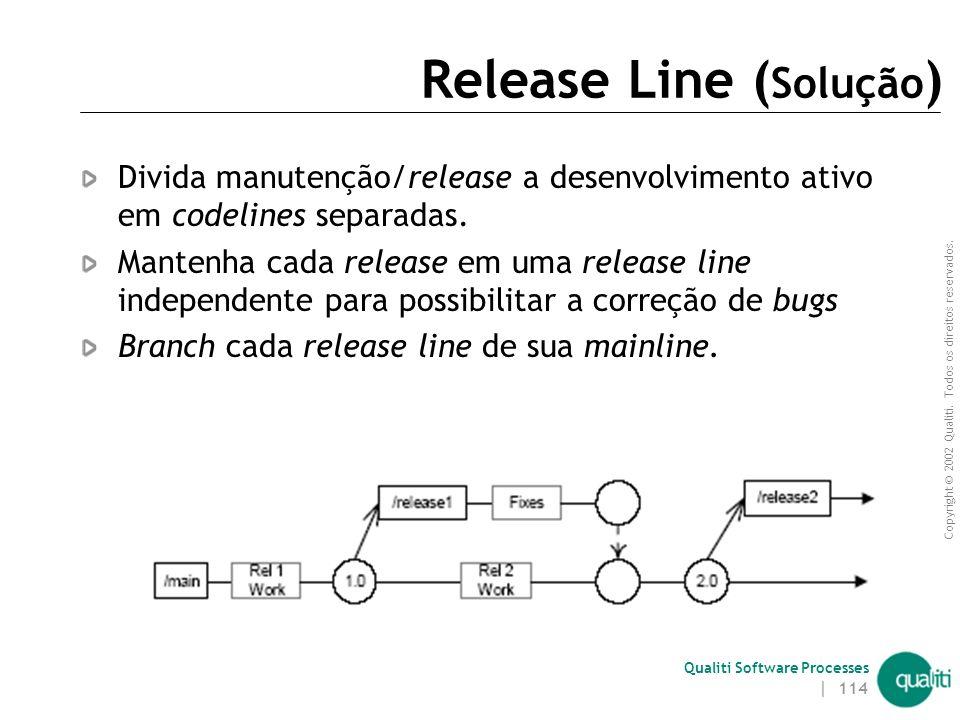 Release Line (Solução)