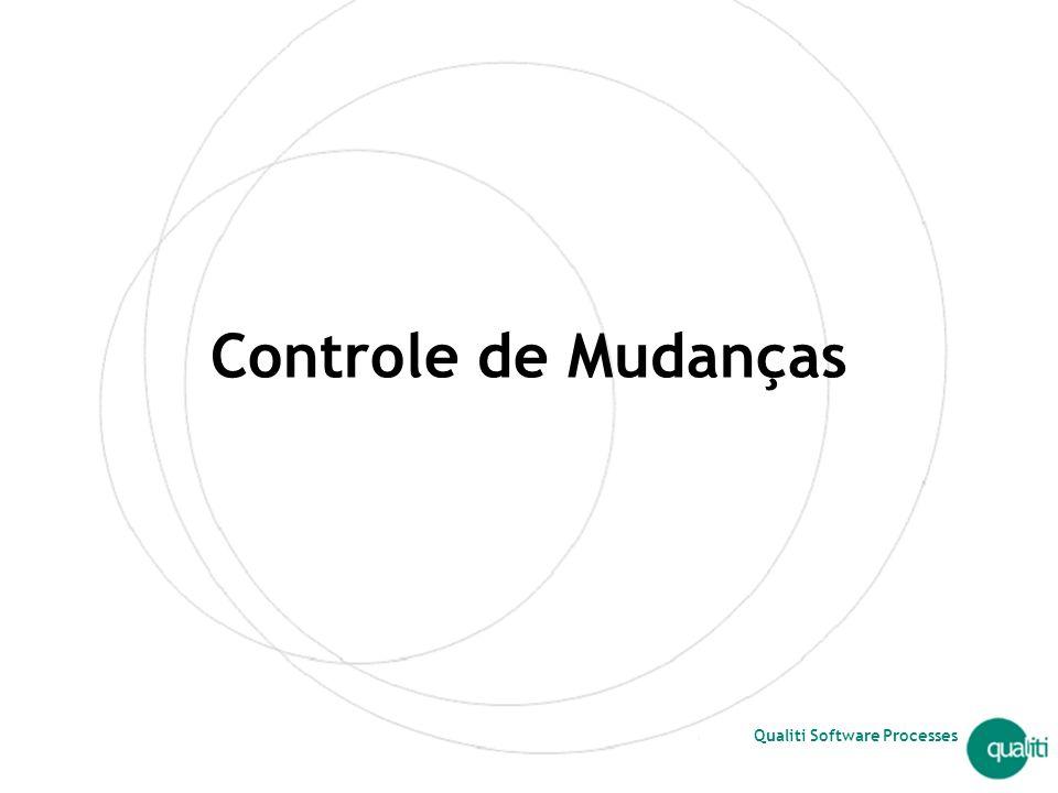 Controle de Mudanças Introdução