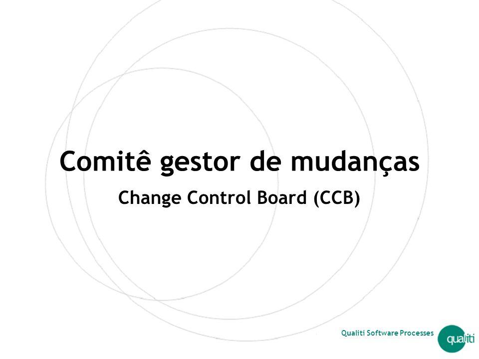 Comitê gestor de mudanças