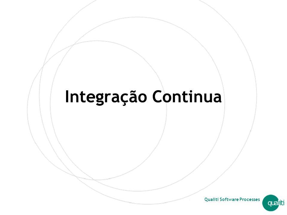 Integração Continua Introdução