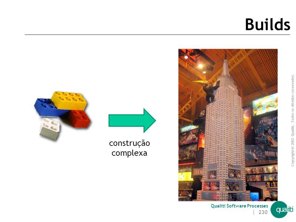 Builds construção complexa Introdução
