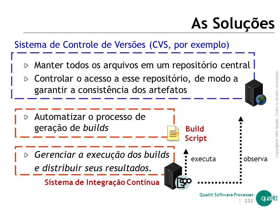 Sistema de Integração Contínua