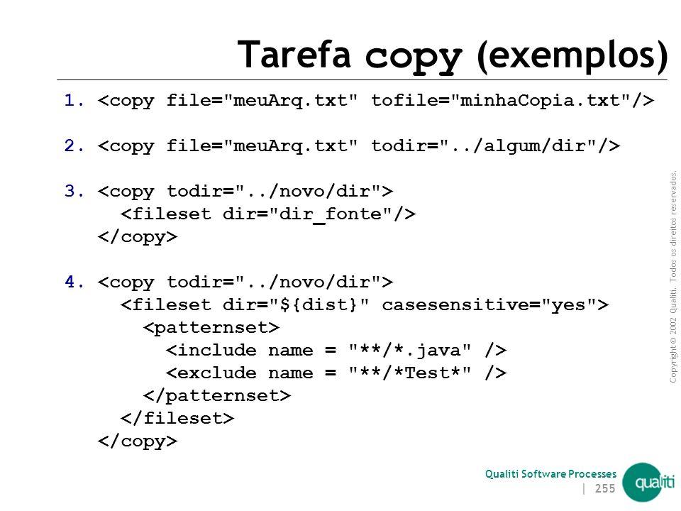 Tarefa copy (exemplos)
