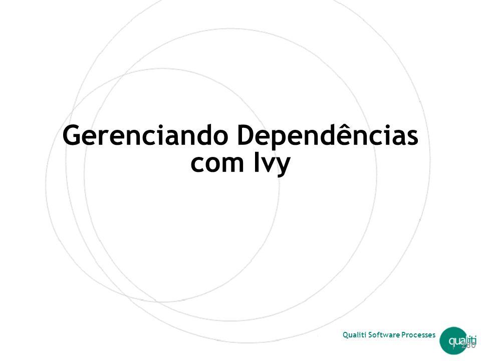 Gerenciando Dependências com Ivy