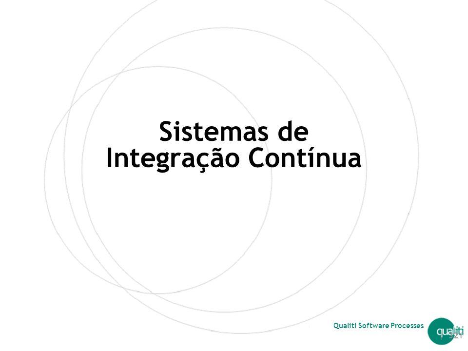 Sistemas de Integração Contínua