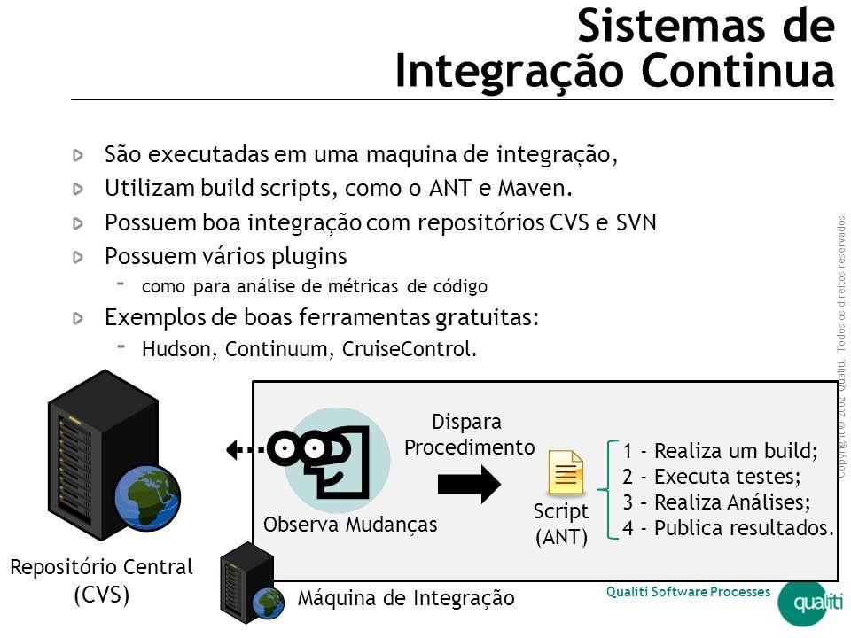 Sistemas de Integração Continua