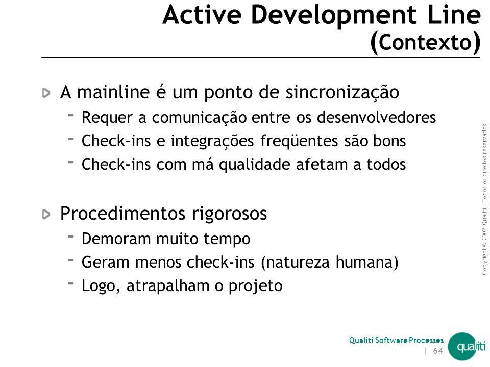 Active Development Line (Contexto)