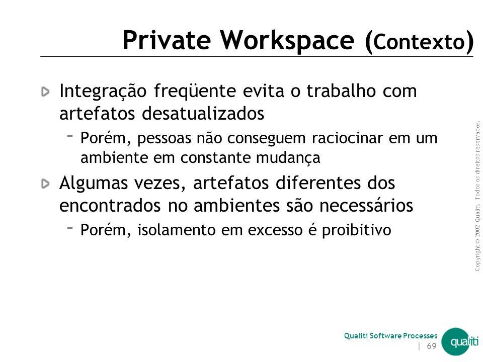 Private Workspace (Contexto)
