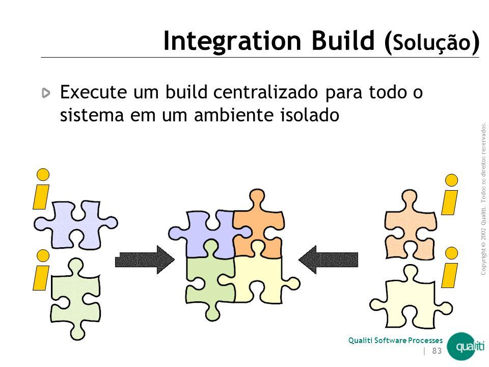 Integration Build (Solução)