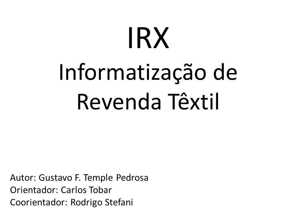 IRX Informatização de Revenda Têxtil