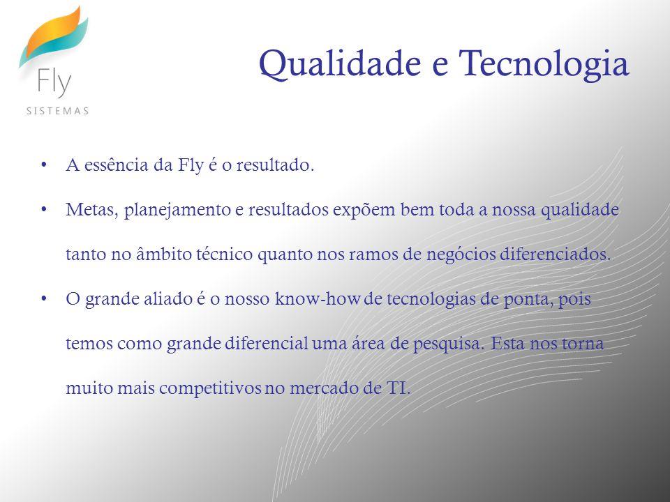 Qualidade e Tecnologia