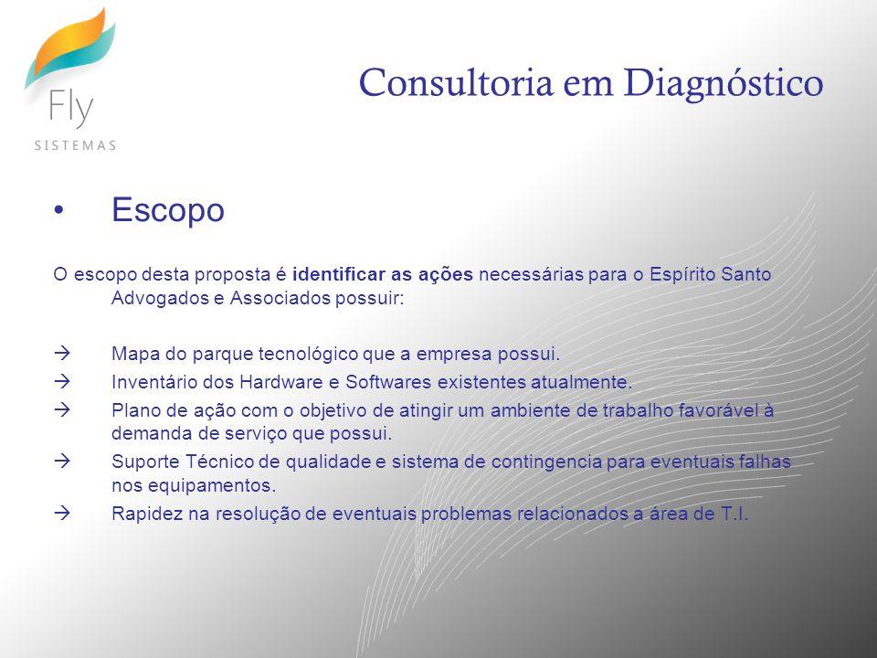 Consultoria em Diagnóstico