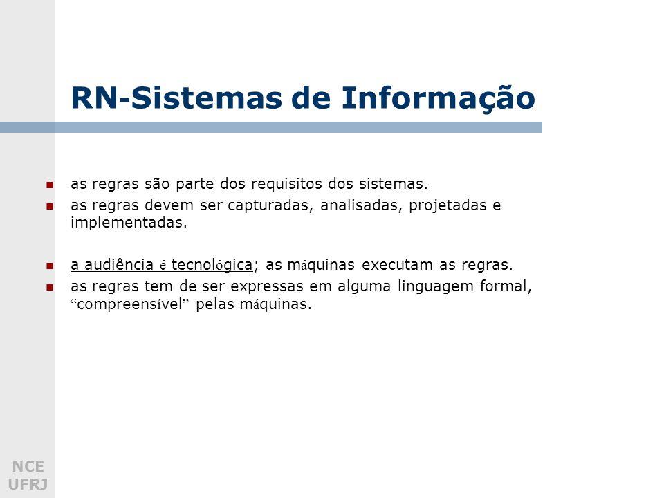 RN-Sistemas de Informação