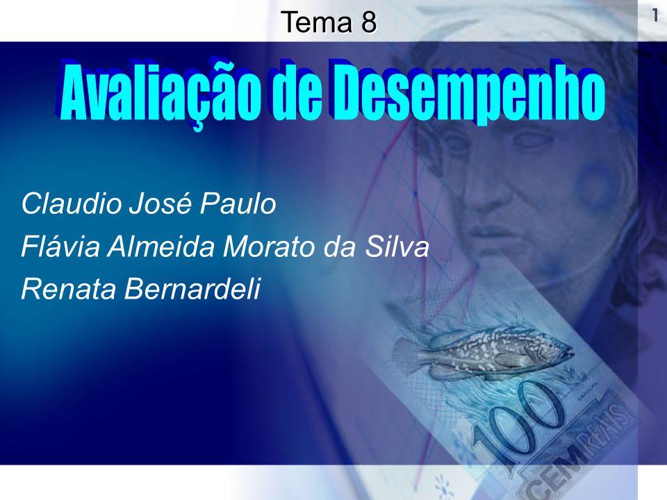 Claudio José Paulo Flávia Almeida Morato da Silva Renata Bernardeli