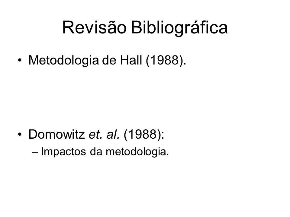 Revisão Bibliográfica