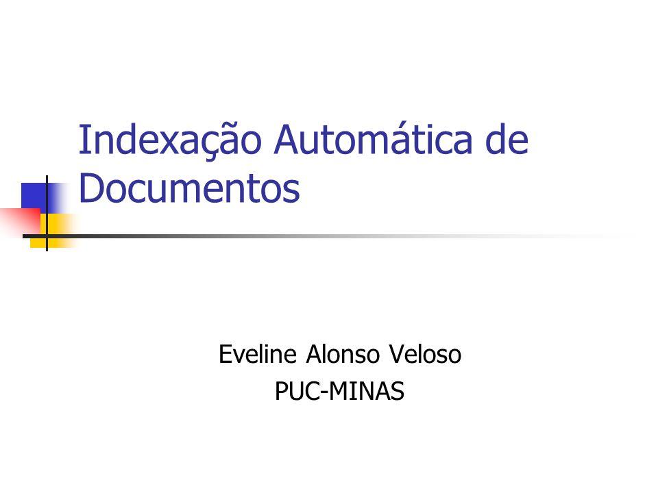 Indexação Automática de Documentos