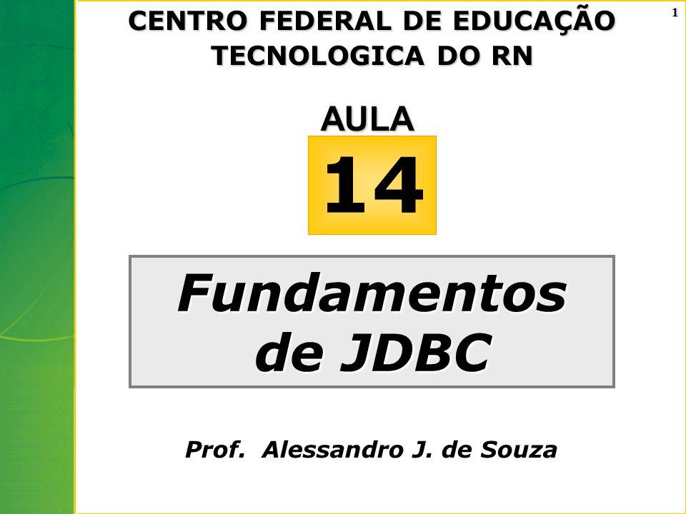 Prof. Alessandro J. de Souza