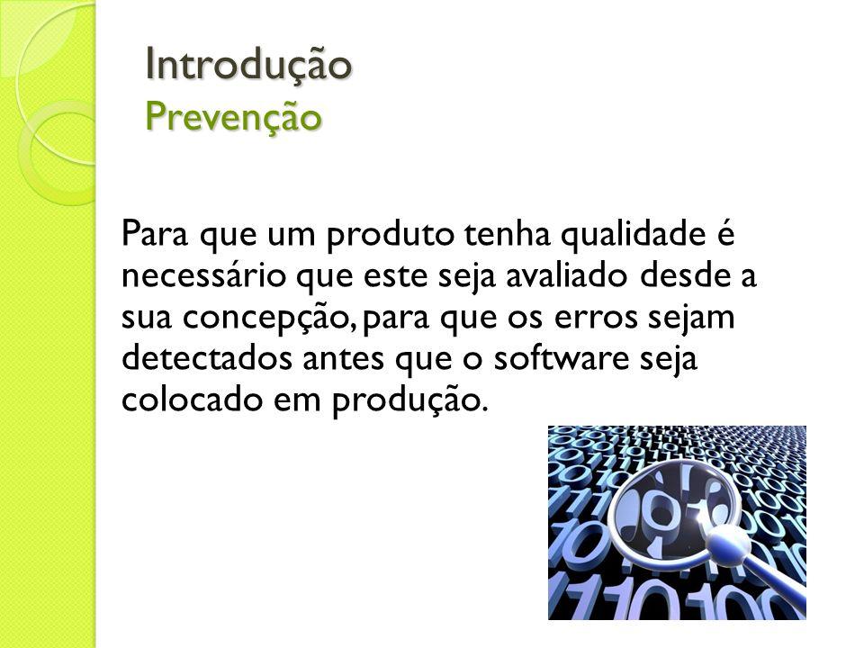 Introdução Prevenção