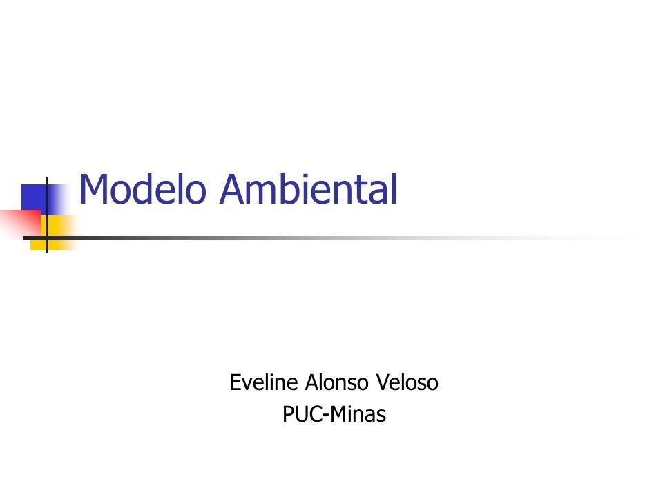 Modelo Ambiental Eveline Alonso Veloso PUC-Minas