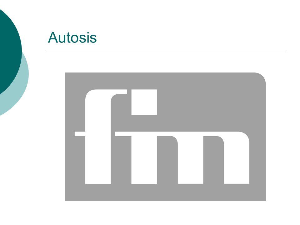 Autosis