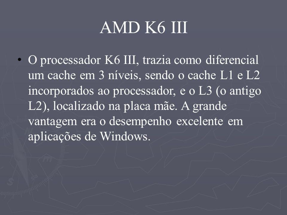 AMD K6 III