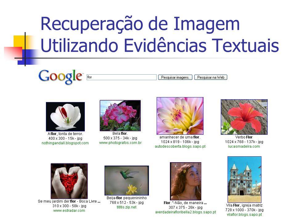 Recuperação de Imagem Utilizando Evidências Textuais