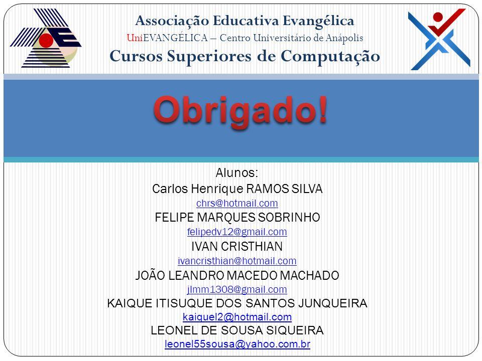 Associação Educativa Evangélica Cursos Superiores de Computação
