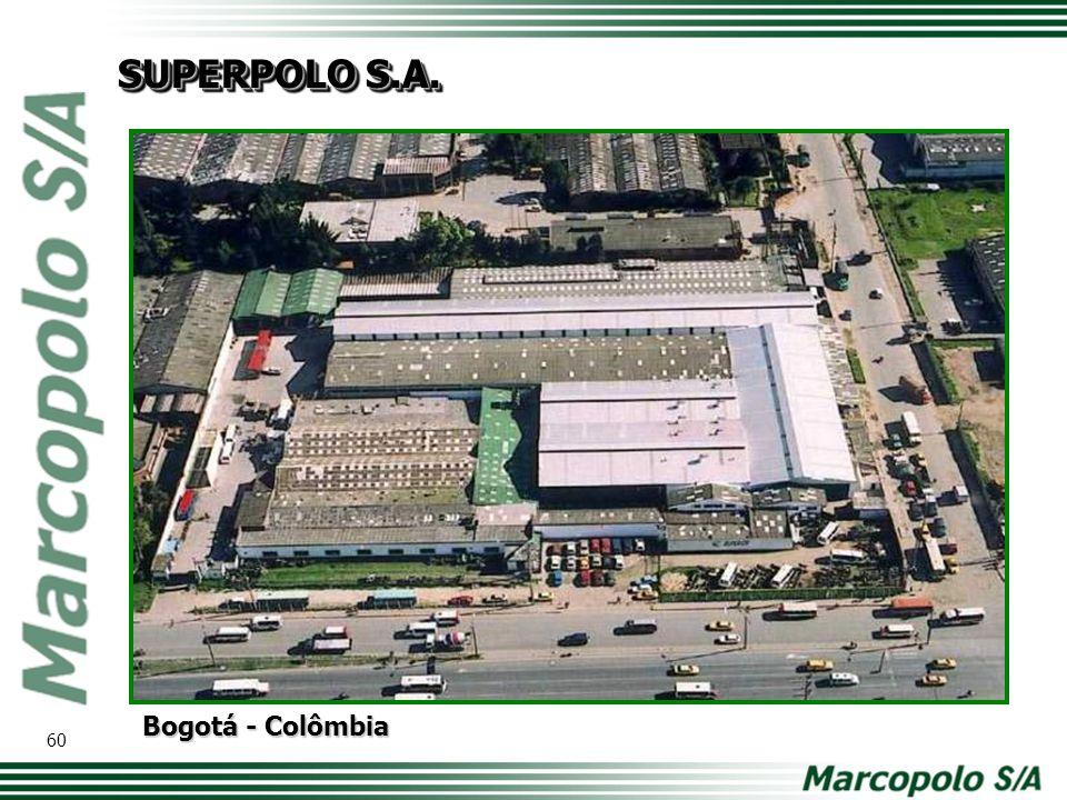 SUPERPOLO S.A. Bogotá - Colômbia 60