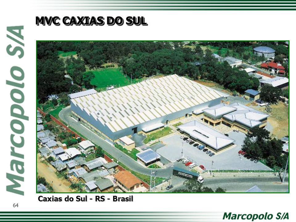 MVC CAXIAS DO SUL Caxias do Sul - RS - Brasil 64