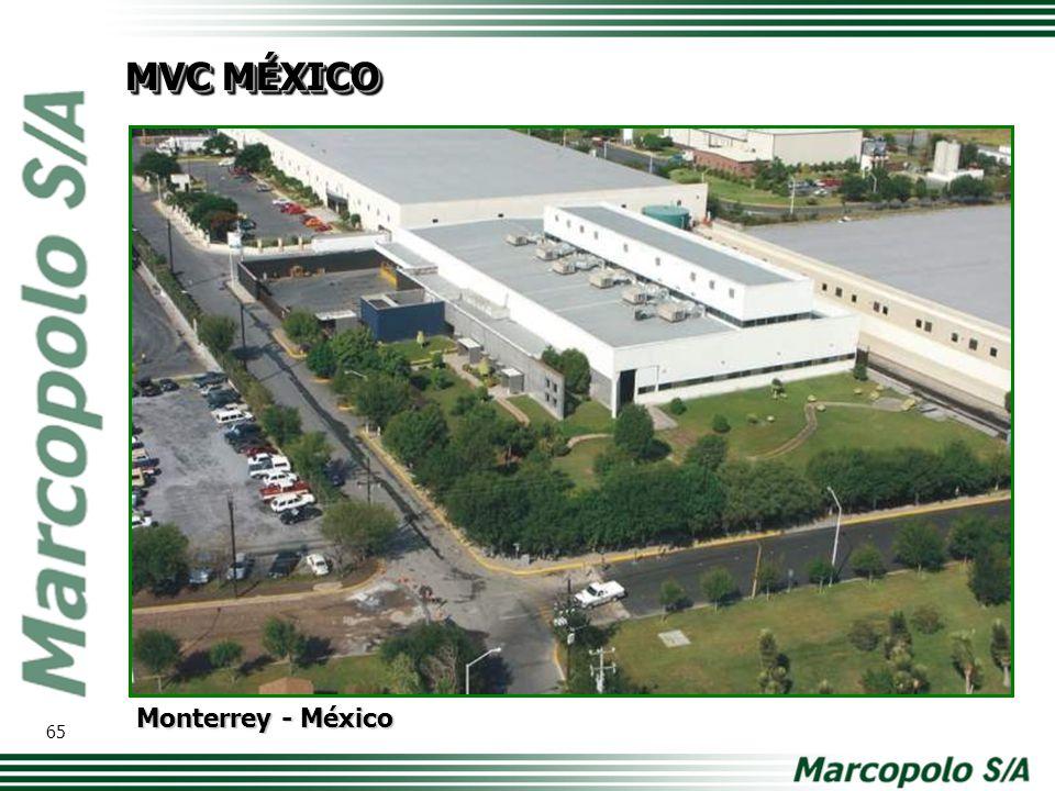 MVC MÉXICO Monterrey - México 65