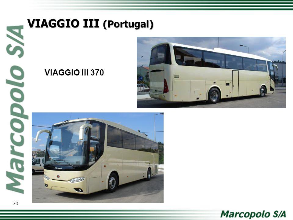 VIAGGIO III (Portugal)