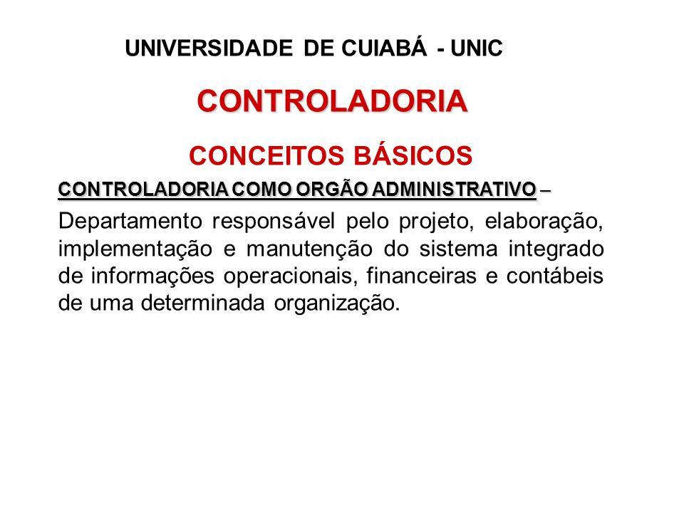 UNIVERSIDADE DE CUIABÁ - UNIC